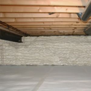 Guide to crawl space insulation cost for Crawl space insulation cost estimator