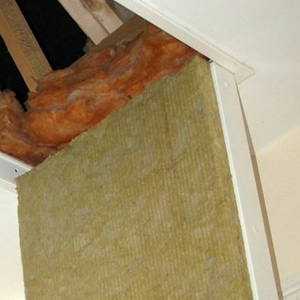Attic Hatch Insulation