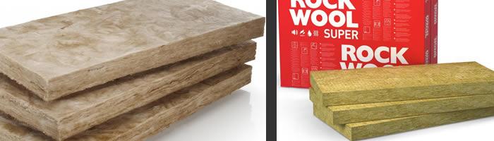 rollwood vs fiberglass insulation